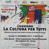 Sala Movie Film Commission, Torino 11-12-2017